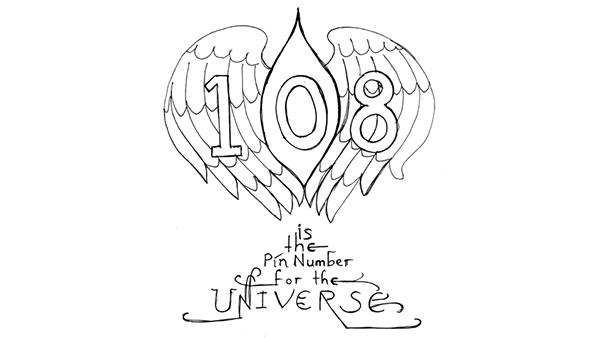 significato del numero 108